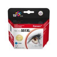 Cartridge Canon CLI-551C XL, cyan, TB