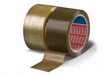 Balící samolepící páska 4280, 75 mm x 66 m, hnědá, Tesa