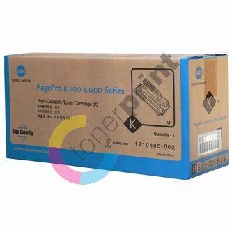 Toner Minolta PagePro 8, 8L, 8e, 1100, 1100L, černá, 1710-4050-02, 6000s orig