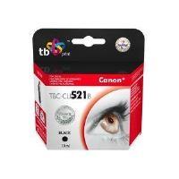 Cartridge Canon CLI-521BK s čipem, TB