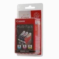 Cartridge Canon BCI-6C/M/Y, originál