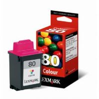 Cartridge Lexmark 12A1980 No. 80, originál
