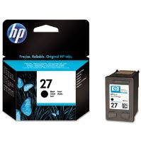 Cartridge HP C8727AE, black, No. 27, originál