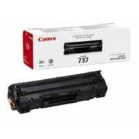 Toner Canon CRG-737, 9435B002, black, originál