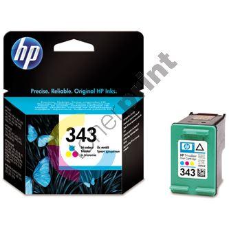 Cartridge HP C8766EE No. 343, originál 1