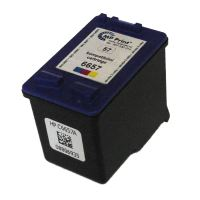 Cartridge HP C6657A No. 57, renovace