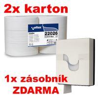 2x karton Celtex 22026 a zdarma zásobník Celtex 92220