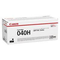 Toner Canon 040H, black, 0461C001, originál