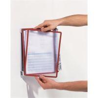Prezentační kapsa Vario Wall 10, mix barev, nástěnná, 10 kapes, Durable