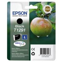 Cartridge Epson C13T12914010, black, originál