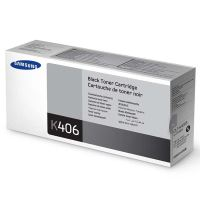 Toner Samsung CLT-K406S, black, SU118A, originál
