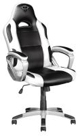 Herní křeslo Trust GXT 705W Ryon Gaming chair - white