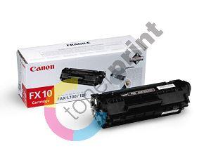 Toner Canon FX-10, black, originál 1