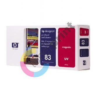 Cartridge HP C4962A No. 83, printhead, originál 1
