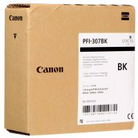 Cartridge Canon PFI-307BK, 9811B001, black, originál