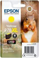 Cartridge Epson C13T37944010, yellow, 378XL, originál
