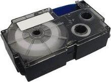 Páska Casio XR-18YW1 18mm, černý tisk/žlutý podklad