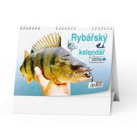 Stolní kalendář - Rybář