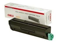 Toner OKI 09004168, B4520, originál