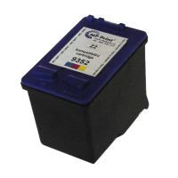 Cartridge HP C9352AE, color, No. 22XL, MP print
