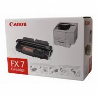 Toner Canon FX-7, renovace