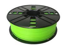 Gembird tisková struna (filament) nylon, 1,75mm, 1kg, zelená