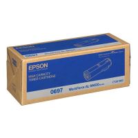 Toner Epson C13S050697, black, originál