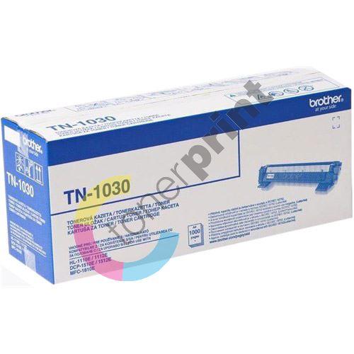 Toner Brother TN-1030, black, originál 3
