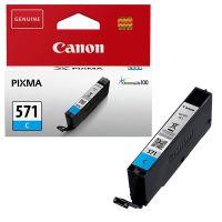 Cartridge Canon CLI-571C, cyan, 0386C001, originál