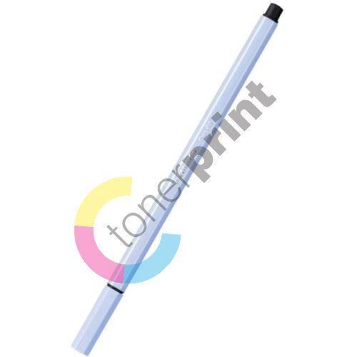 Fix, 1 mm, STABILO Pen 68, ledová modř 1