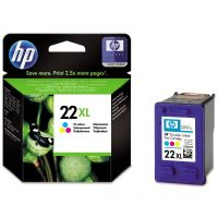 Cartridge HP C9352AE, color, No. 22XL, originál
