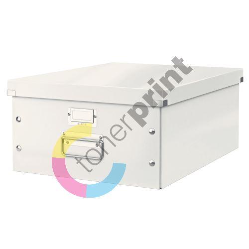 Archivační krabice Leitz Click-N-Store L (A3), bílá 1