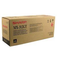 Toner Sharp MX-312GT, black, originál