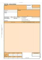 Faktura A4, samopropisovací, 100 listů, OP1071
