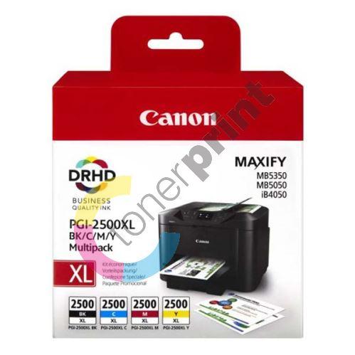 Cartridge Canon PGI-2500XL, CMYK, 9254B004, originál 1