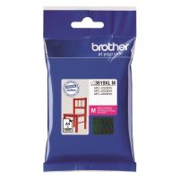 Cartridge Brother LC-3619XLM, magenta, originál
