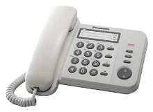 Telefon Panasonic KX-TS 520FXW bílý