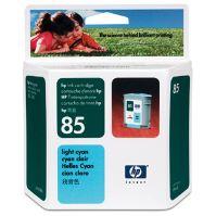 Cartridge HP C9428A, light cyan, No. 85, originál 4