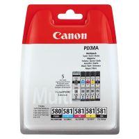 Cartridge Canon PGI-580PGBK/CLI-581CMYBK, 2078C005, CMYK+PGBK, originál