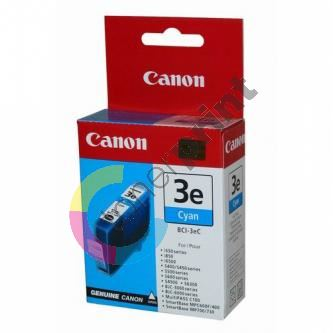 Cartridge Canon BCI-3eC, originál 1