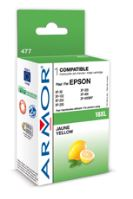 Cartridge Epson C13T18144010, yellow, Armor