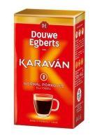Káva Douwe Egberts Karavan, mletá, pražená, 250 g