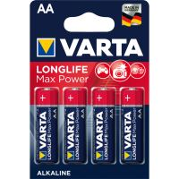 Baterie Varta Max Power LR6/4, AA, 1,5V