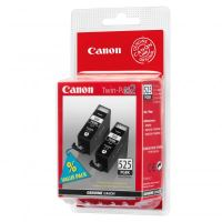 Cartridge Canon PGI-525BK Twin Pack, 4529B006AA, originál
