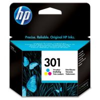 Cartridge HP CH562EE, No. 301, color, originál