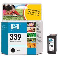 Cartridge HP C8767EE, black, No. 339, originál 2