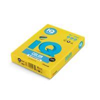 Barevný papír IQ IG 50 A4 80g intenzivní žlutá 1bal/500ks