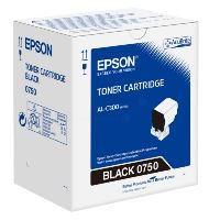 Toner Epson C13S050750, black, originál