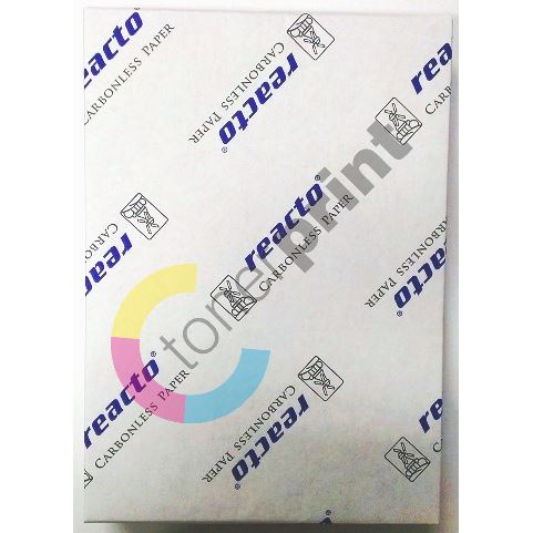 Papír samopropis A4 reacto CFB-A4 1bal/500ks 53g 2