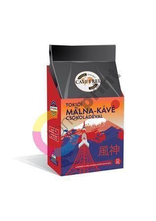 Káva Cafe Frei Tokijská čokoládovo-malinová, pražená, zrnková, 125 g 1
